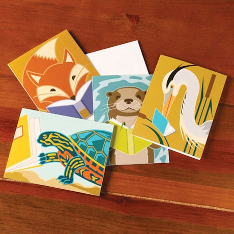 Reading Animals Cards