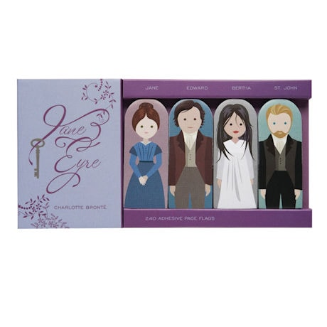 Classic Character Sticky Notes - Jane Eyre