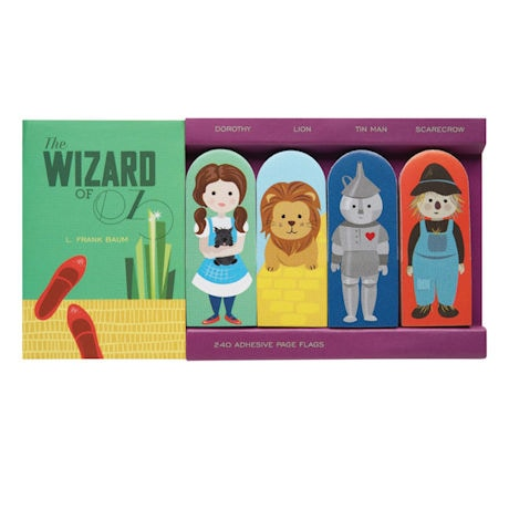 Classic Character Sticky Notes - Wizard of Oz