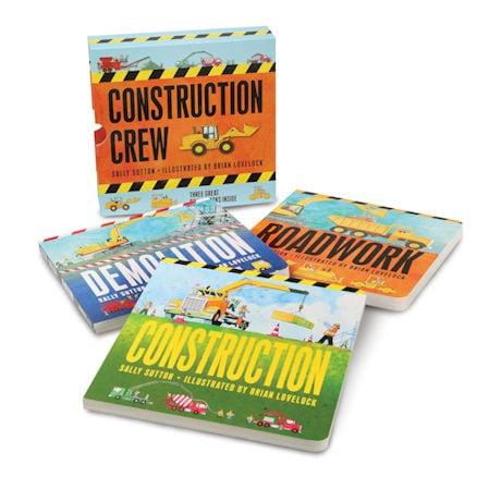 Construction Crew Boxed Set