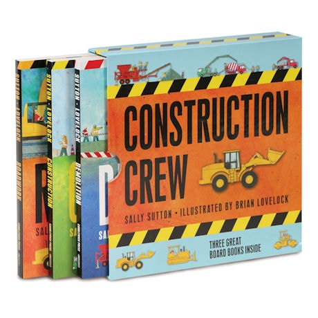 Construction Crew Boxed Set