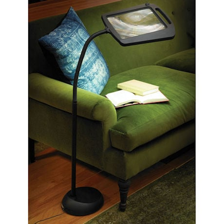 Magnifying Floor Lamp