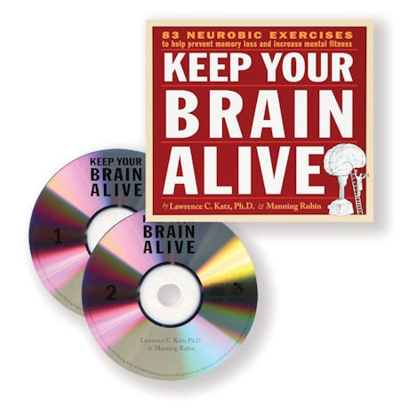 Keep Your Brain Alive CD