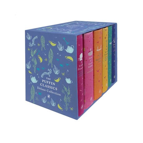 Puffin Classics Deluxe Collection