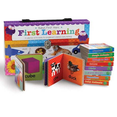 Baby's First Years: First Learning Set