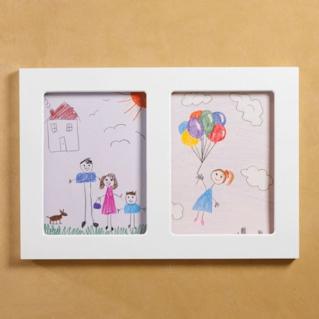 Gallery Double Display Frame