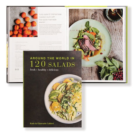 Around the World in 120 Salads