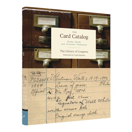 The Card Catalog by the Library of Congress