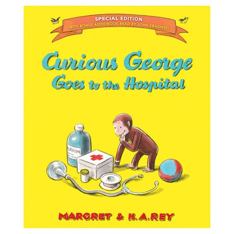 Curious George Goes to the Hospital: Special Edition