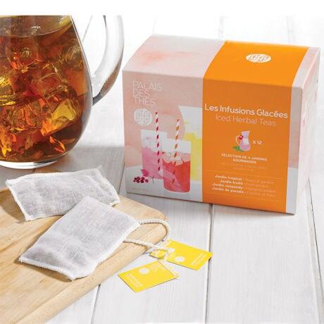 Garden Herbal Tea Collection - Set of 12 tea bags