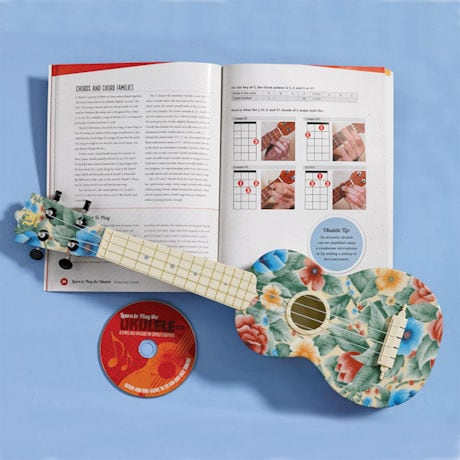 Learn to Play the Ukulele: A Simple and Fun Guide for Complete Beginners