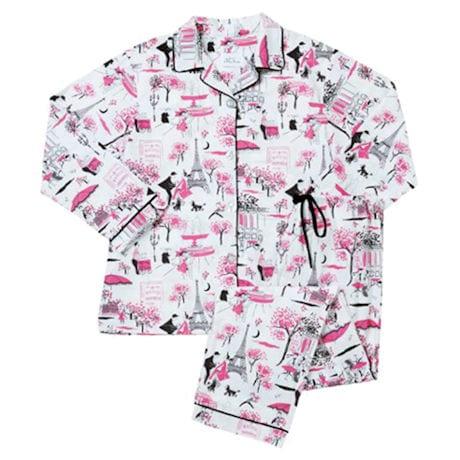 Parisian Pajamas