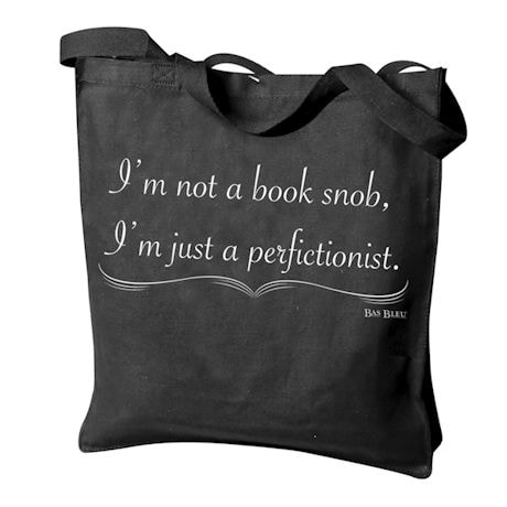 Perfictionist Tote Bag