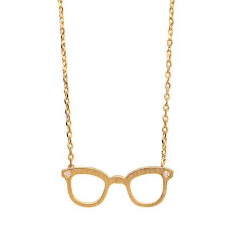 Reading Glasses Necklace