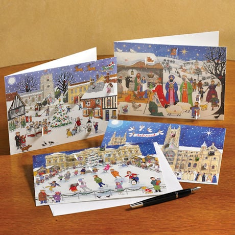 Advent Calendar Card Set