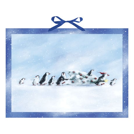 Penguin's Christmas Story Advent Calendar