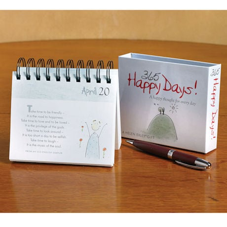365 Happy Days Calendar