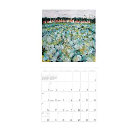 2018 Scotland Wall Calendar