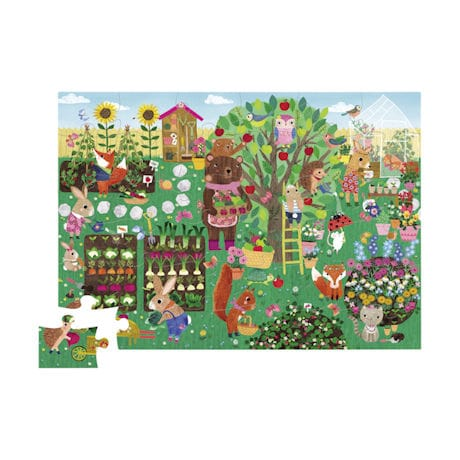 Bear and Friends Floor Puzzle
