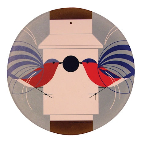 "Charley Harper ""Homecoming"" Trivet"