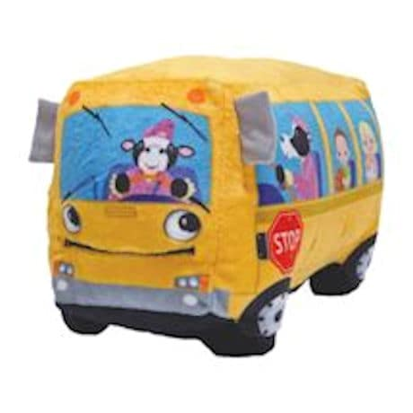 Wheelie Singing School Bus