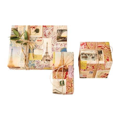 Parisian Gift Wrap