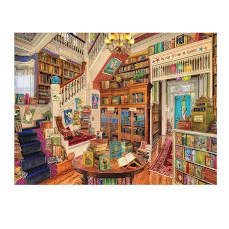 Reader's Paradise Puzzle