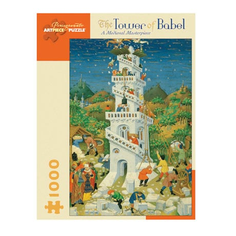 Tower of Babel Puzzle