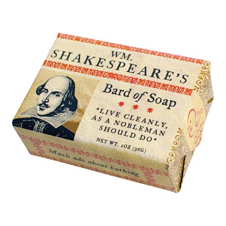 Shakespeare's Bard of Soap - Set of 3