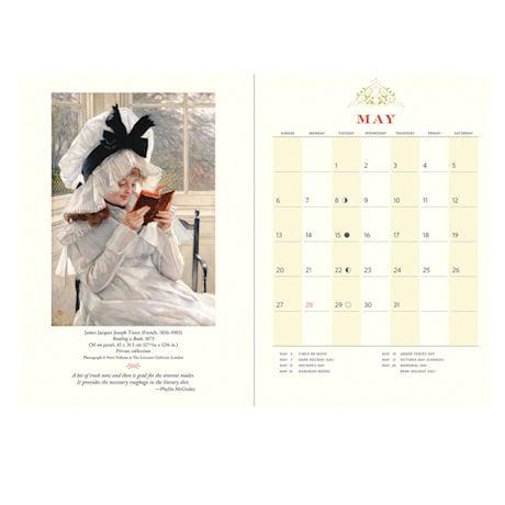 2018 Reading Woman Engagement Calendar