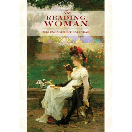 2018 Reading Woman Engagement Calendar