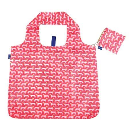 Blu Bags: Dachshund (pink)