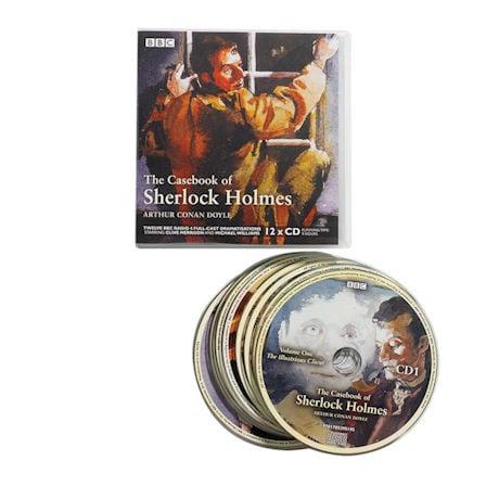 The Casebook of Sherlock Holmes CDs