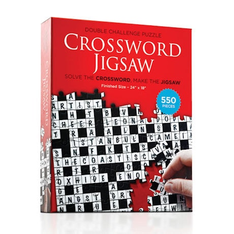 Crossword Jigsaw