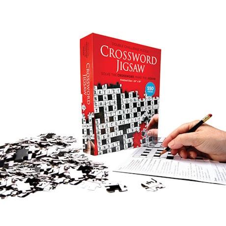 Crossword Jigsaw