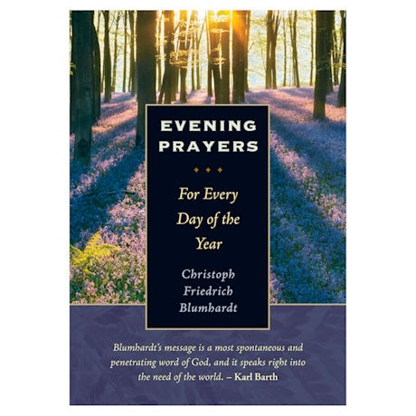 Evening Prayers for Every Day of the Year
