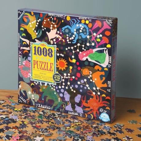Glow in the Dark Zodiac Puzzle
