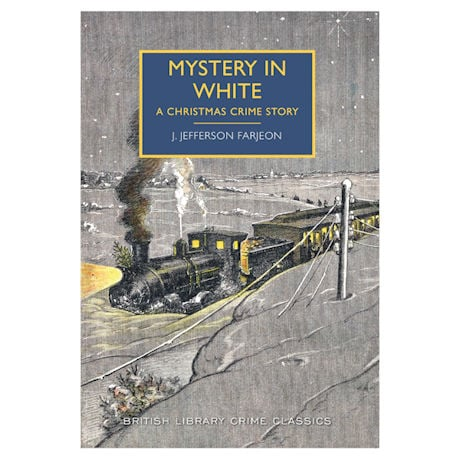 Mystery in White: A Christmas-Crime Story
