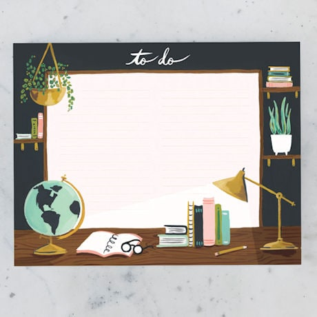 Reader's Desk To-Do Pad
