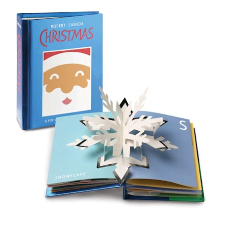 Robert Sabuda Christmas Mini Pop-Up Book