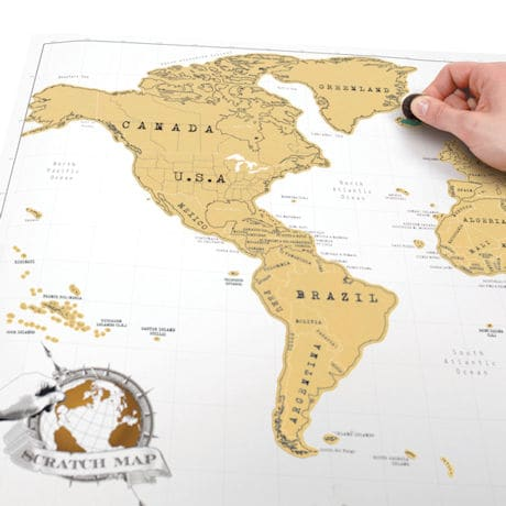 Scratch off world map at bas bleu um8022 scratch off world map gumiabroncs Image collections