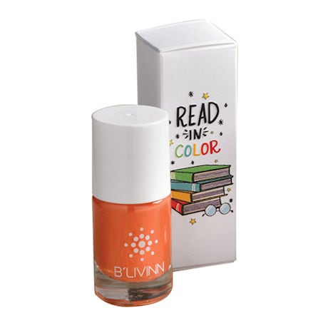 """Read in Color"" Nail Polish - Anne Shirley's Spice of Temper"
