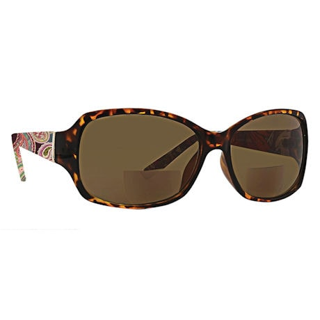 Vera Bradley Bifocal Sunglass  Readers: Willow