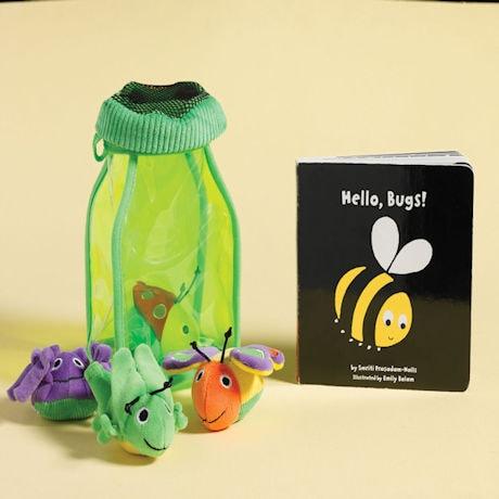 Bug Jug with Hello, Bugs! Board Book