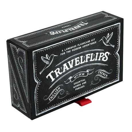 Travelflips: French