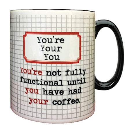 Grammar Mug - You're, Your, You