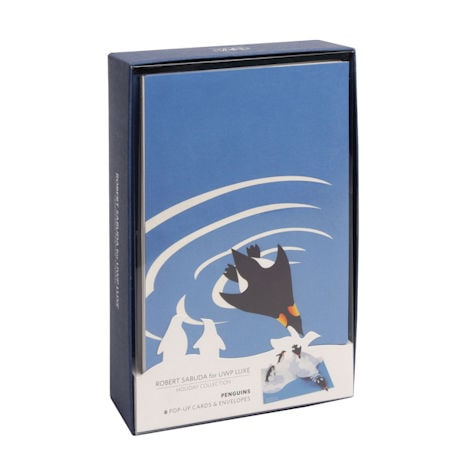 Sabuda Penguins Pop-Up Cards