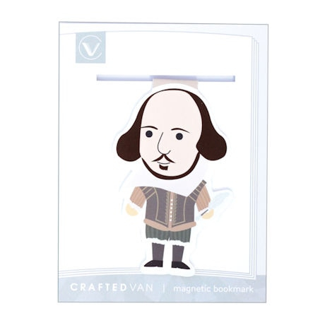 Magnetic Bookmark: Shakespeare (set 2)