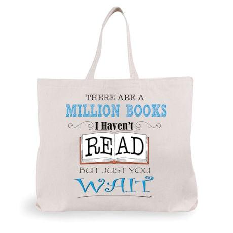 Million Books Tote