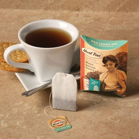 Novel Teas Modern American Classics (6-pack pouch)